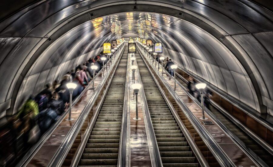 Bild von Bahnhof